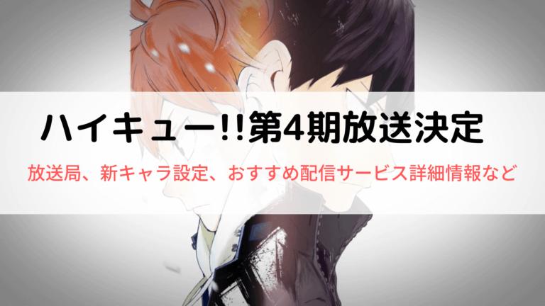 ハイキューアニメブログ